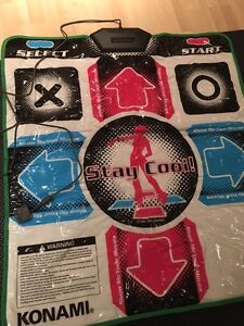 DDR dancing for PlayStation