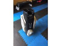 Audi golf bag