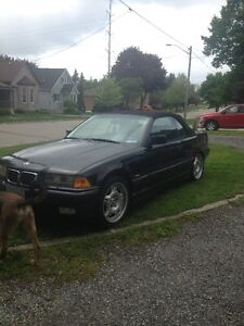 TRADE FOR JEEP or ???   1998 BMW Other 380 Convertible