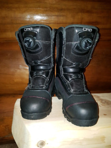 Ladies Diva Snow Gear Technical Boots