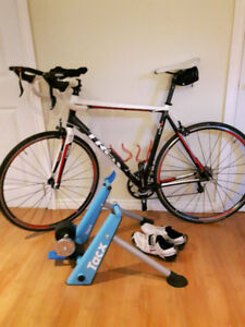 Trek 1.2 with all accessories included