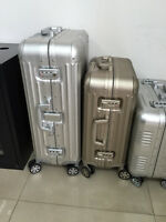 LUXURY TRAVEL SUITCASES
