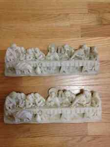 'Last Supper' Wall Decorative Plaques from Mexico London Ontario image 1