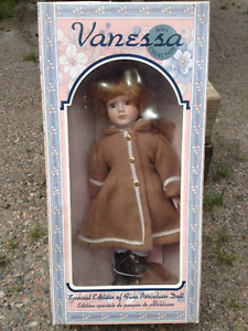 Vanessa doll collection serie 1992