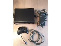 xbox 360 120gb ,with 30 games