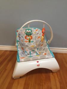 Siège sauteur / vibrant pour bébé de Fisher-Price