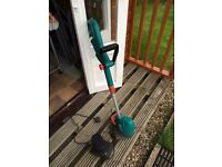Bosch cordless lawn grass trimmer