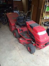 Countax lawn mower for spares