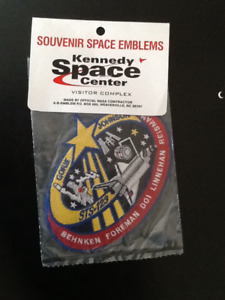 Nasa Shuttle Patches
