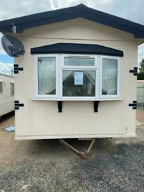 Roughcast Chalet with double glazing and central heating