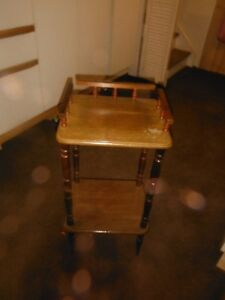 Small Wooden Table London Ontario image 1