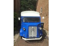 For sale Citroen HY van 1.9 Petrol 1976 in Blue and White.