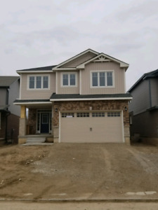 Brand New Detached 4 Br For Lease $1990
