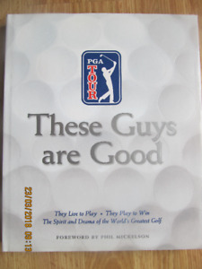 THESE GUYS ARE GOOD – PGA Tour, 2005