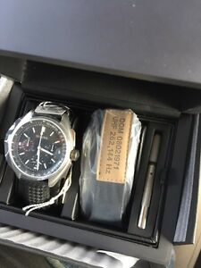 Bulova Special Edition Moon Chronograph Watch
