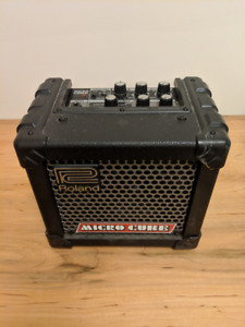 Roland Micro Cube Battery Powered Amp