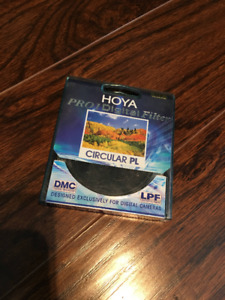 Hoya Pro1 Digital Circular Polarizer Filter 67mm