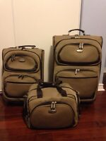 Dockers luggage set