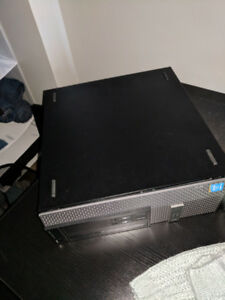 Barely used Dell office PC
