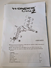 Wonder Core 2 SOLD
