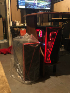 2 Custom Built PC's BRAND NEW WITH WARRANTY ON PARTS.