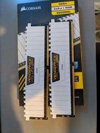 16GB 2x8 3000mhz Corsair Vengeance LPX memory kit