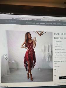 Beautiful dress for sale.