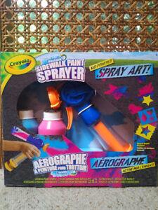 Crayola Spray Chalk Kit