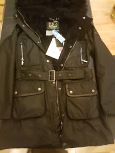 Brand new  jacket - Barbour International (Fall/early Winter)