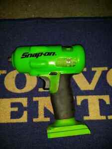 "3/8"" Drive Snap On Cordless Impact"