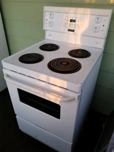 24 inch Frigidaire electric stove