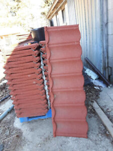 Stone Coated Metal Roof Tiles