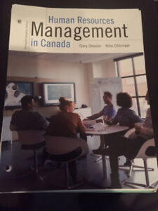 Human resources management in Canada, 13th edition, Dessler
