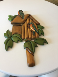 Bird House - Wall Decor for Your Home