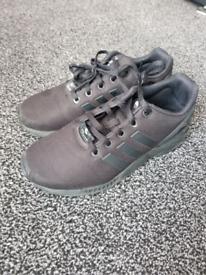 Adidas boys size 3 trainers