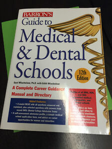 Barron's Guide to Medical School