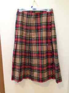 Women's Stewart Plaid Kilt