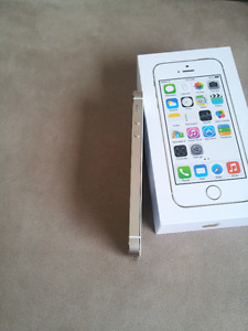 Brand New condition Gold iPhone 5s