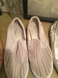 Ladies size 8 Coach shoes. Your choice $20 Windsor Region Ontario image 3