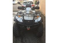 2015 Quadzilla RS6 EFI 600cc Road Legal Quad Bike
