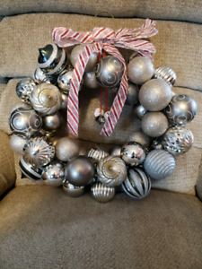 Home made crafts and Christmas decorations