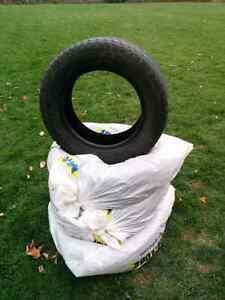 Michelin Xice snow tires 195/65R15