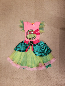 Ninja Turtle Halloween Dress Costume - Raphael