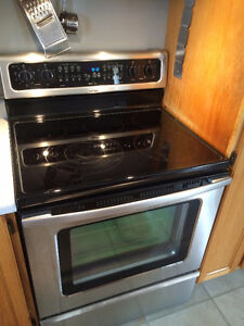 Whirlpool Gold Stainless Convection Oven