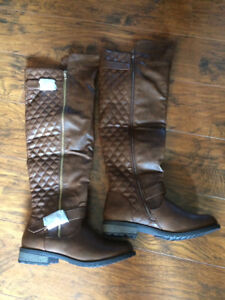 Brand new fall riding boots