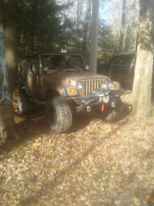 Wanted ..Jeep spare tire