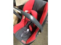 Fisher price baby carrier car seat