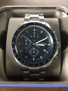 Fossil CH3030 Analog Quartz Chronograph Stainless Steel watch