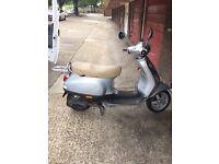 Piaggio Vespa lx50cc 2005