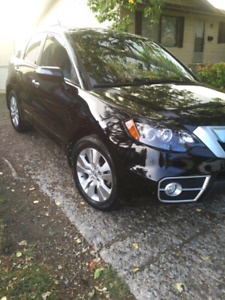 2012 Acura RDX (SH-AWD).  With tech package